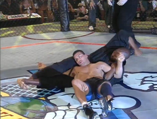 Ur historieböckerna: 20 år sedan UFC 8