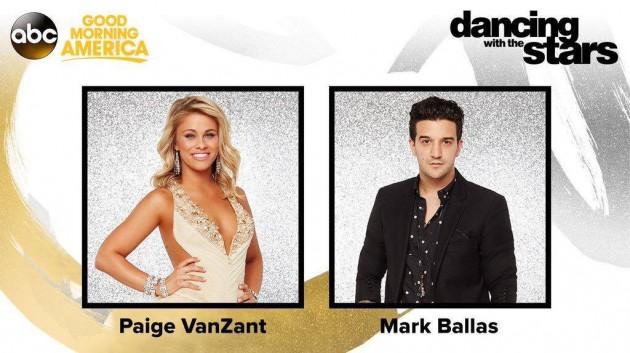 Paige VanZant kommer att medverka i nya säsongen av 'Dancing with the Stars'