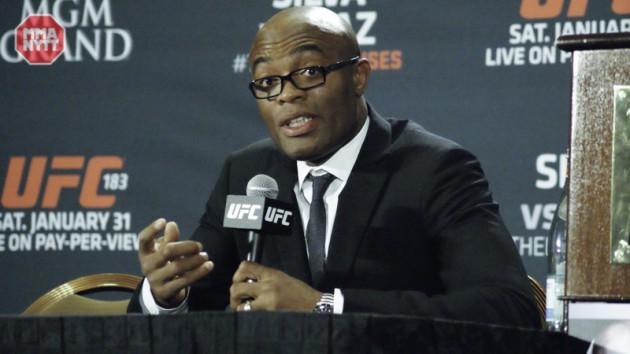 Anderson Silva kan få möta Tim Kennedy eller Gegard Mousasi under UFC 198: Werdum vs Miocic