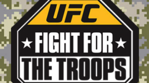UFC planerar nya Fight for the Troops-galor i samarbete med Harley Davidson