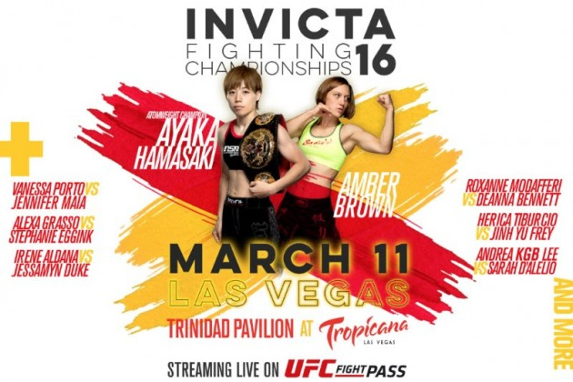 Video: All Angles: Invicta FC 16 Fight Week