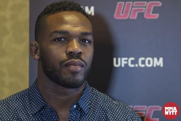Nykter Jon Jones känner sig förnyad inför UFC 197