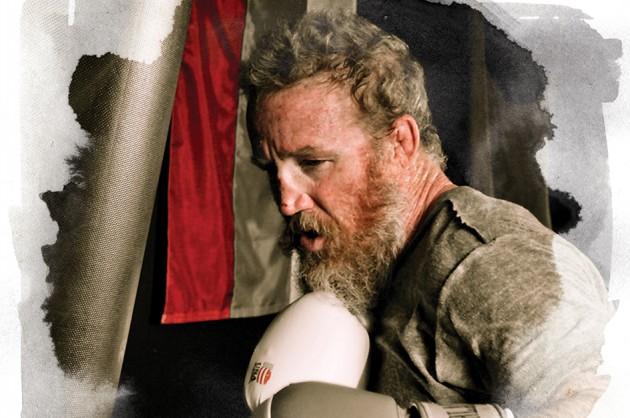 Före detta UFC-fighter skjuten i samband med rånförsök