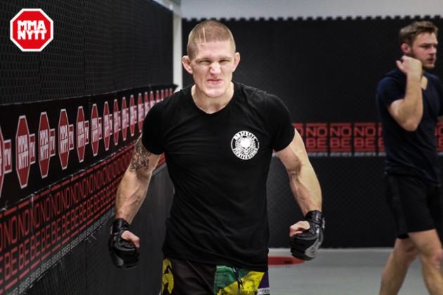 Zebaztian Kadestam vädjar om ett UFC-kontrakt – vill gå match i Manila