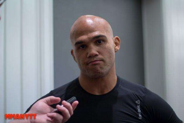 """""""Jag vill pressa mig själv till det yttersta"""" MMAnytt intervjuar Robbie Lawler"""