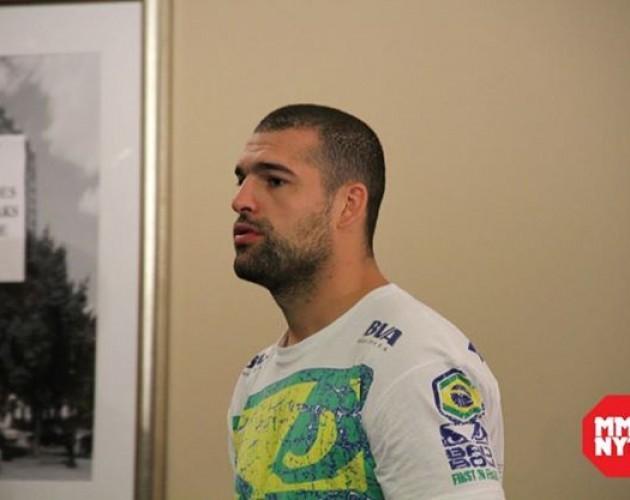 "Senaste nytt: ""Shogun"" Rua möter Corey Anderson under UFC 198"