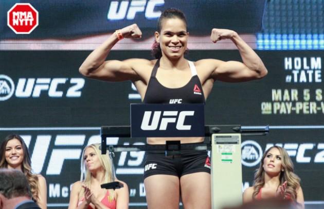 """Bethe Correias varning till Amanda Nunes: """"Ronda fick betala för sin arrogans"""""""