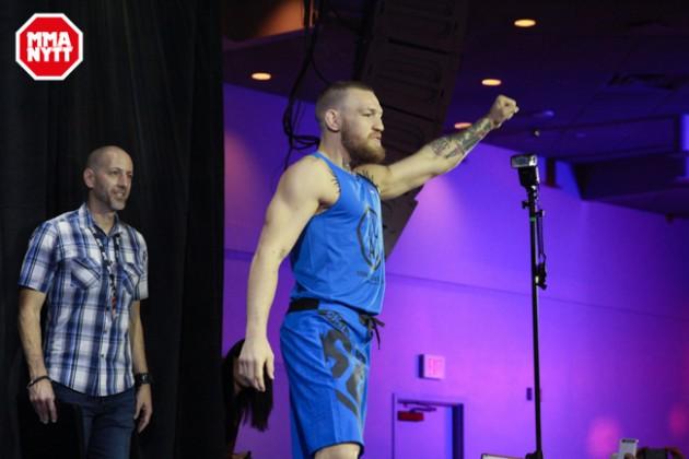 """Video: """"Conor McGregor är besatt av Nate Diaz"""""""