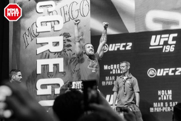 Conor McGregor är färdig med sista konditionspasset inför UFC 202