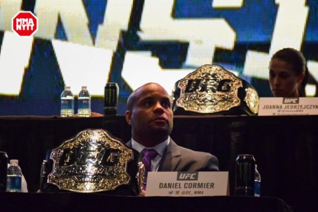 Video: Följ presskonferensen inför UFC 200: Jones vs. Cormier LIVE på MMAnytt