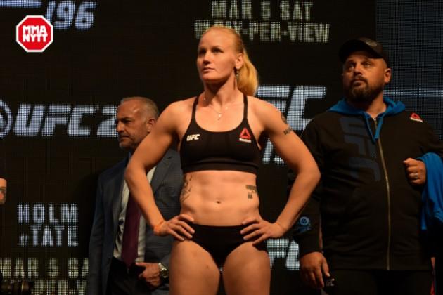 UFC on FOX 20: Holm vs. Shevchenko – Fullständiga resultat och bonusar
