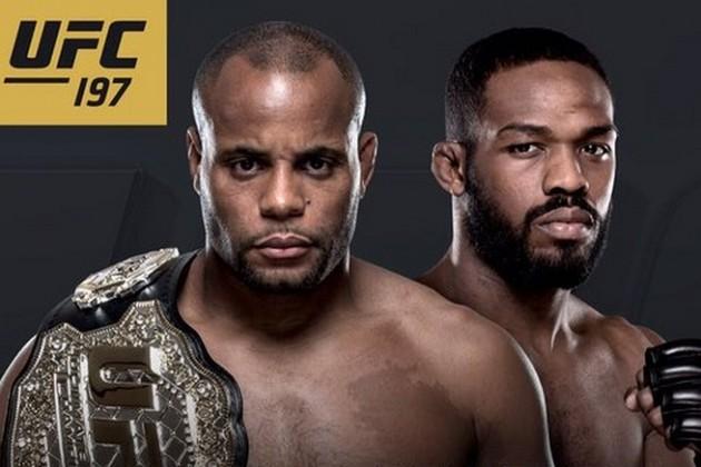 Promovideo inför UFC 197: Cormier vs Jones 2