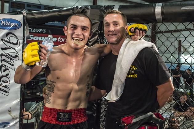 Kanadensisk MMA-fighter tog sitt liv