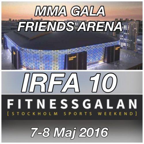 Exklusivt: Fitnessgalan bryter med IRFA 10 – kan ställas in