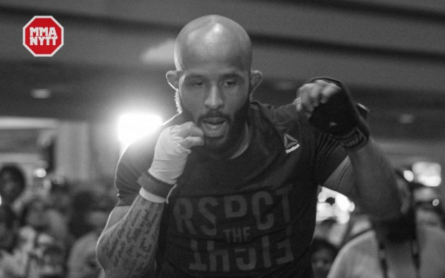 "Demetrious ""Mighty Mouse"" Johnson klar för nytt titelförsvar på UFC on FOX 24"