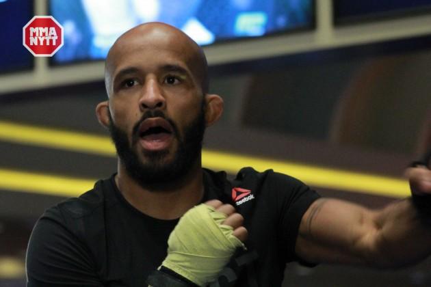 Ersättning från Reebok efter UFC 197 – Demetrious Johnson högst upp på listan