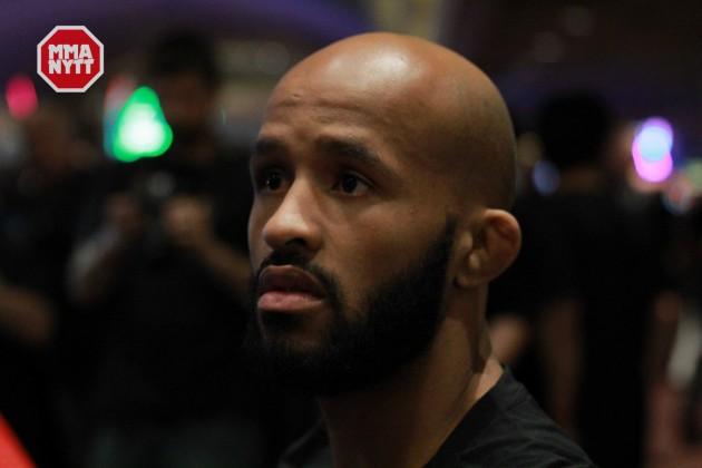 Mighty Mouse skadad – Drar sig ur UFC 201