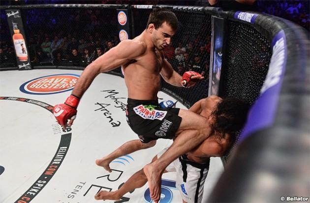 Andrey Koreshkov vs. Douglas Lima blir huvudmatch när Bellator beger sig till Israel