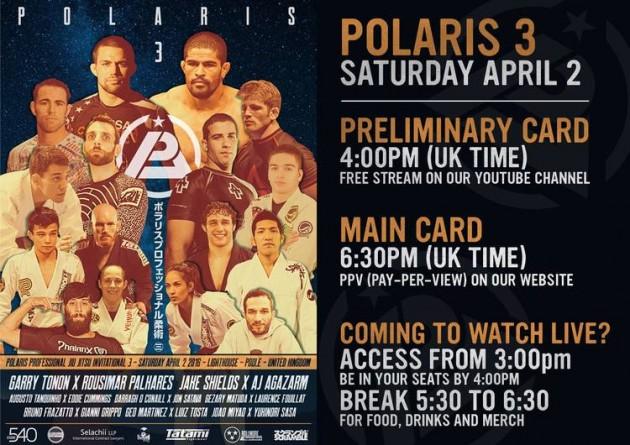 Video: Se alla preliminära matcher från Polaris 3