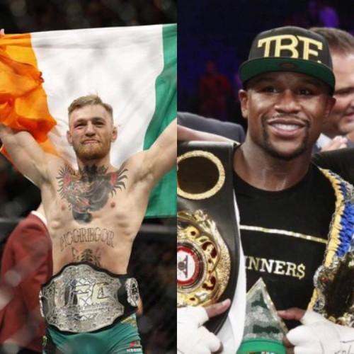 Conor McGregor får oväntat erbjudande om hjälp med boxningsträningen