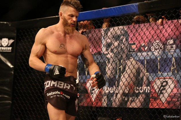 "Exklusiv intervju med Emil Weber Meek: ""WSOF, UFC, ONE – the offers are lining up!"""