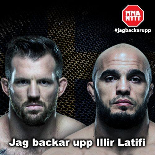 Röstning: Sveriges populäraste fighter – Uppdaterad Lista