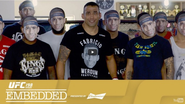 Video: UFC 198 Embedded: Vlog Series – Avsnitt 2