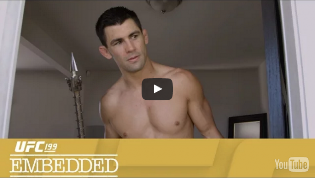 Video: UFC 199 Embedded: Vlog Series  – Avsnitt 1