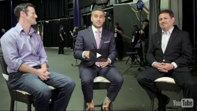 UFCs matchmakers Joe Silva och Sean Shelby tycker till om UFC 198