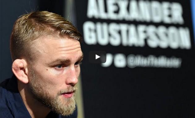 UFC Fight Night 87: Q/A med Gegard Mousasi, Alexander Gustafsson och Michael Chiesa LIVE på MMAnytt.se idag 16:30