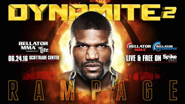 Bellator 157: Dynamite 2: Invägningsresultat och Video