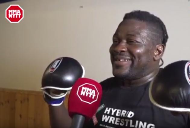 """Malik Tambe till MMAnytt: """"Nu är det dags för proffsdebut"""""""