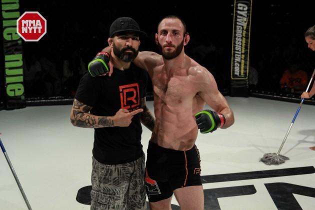 Reportage: Guram Kutateladze – Redlinefightern som började tävla i MMA som 9-åring