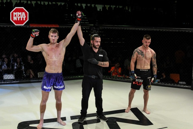 Svenska MMA-förbundet svarar angående mismatches på Scandinavian Fight Nights