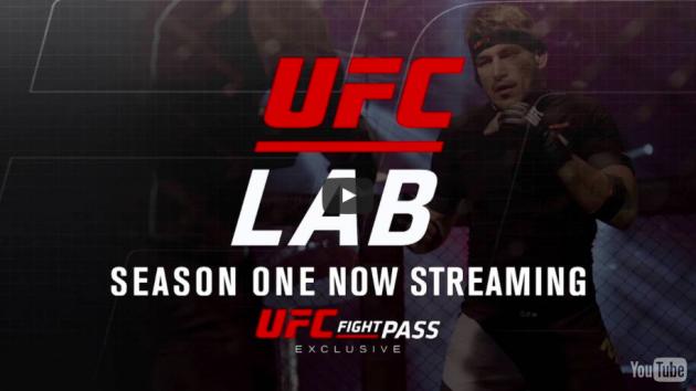 Trailer: Lär dig mer om vetenskapen kring MMA i programmet UFC Lab på UFC Fight Pass