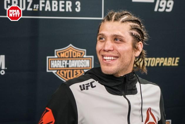 Video: Brian Ortega berättar för MMAnytt om hur ett dödsfall påverkade honom inför UFC 199