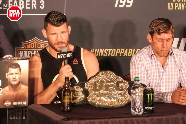 Video: Följ första presskonferensen inför UFC 204 live klockan 23.00 på MMAnytt.se