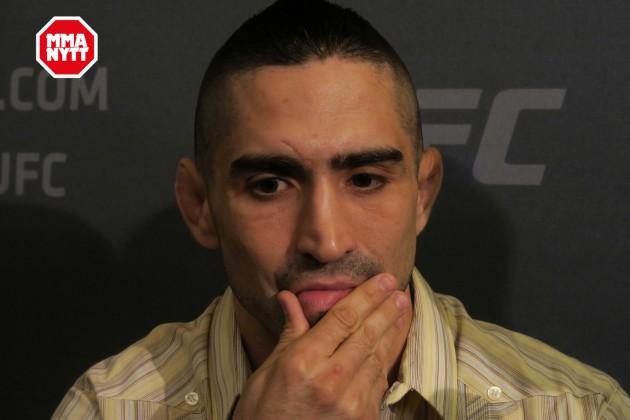 """Video: Ricardo Lamas till MMAnytt: """"Brottning är världens tuffaste sport"""""""