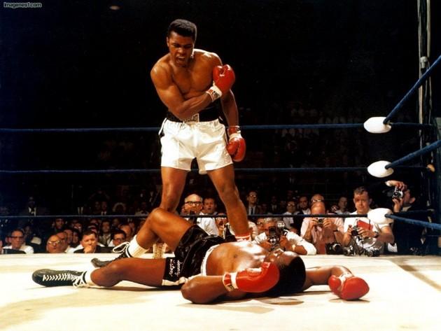 Muhammad Ali är död