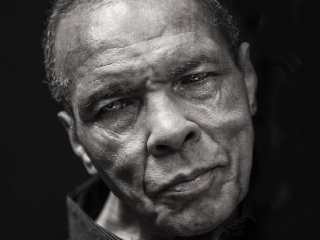 Muhammad Alis sista fotografering