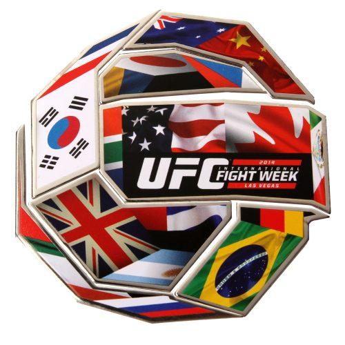 Video-preview: Följ med bakom kulisserna vid international Fight Week i Las Vegas 5-10 juli