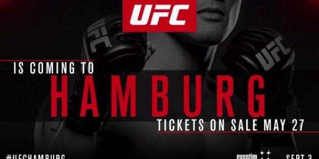 Intresseanmälan UFC-Hamburg resa 3 September