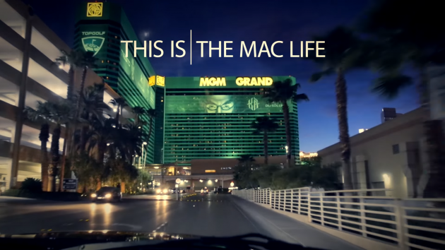 Conor McGregor The Mac Life Ultimate Fighter Finale