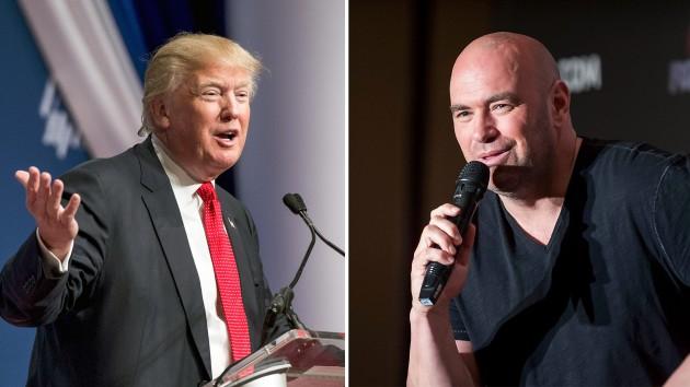 MMA-världen reagerar på Donald Trumps vinst i det amerikanska presidentvalet