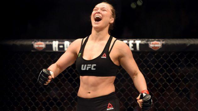 Uppdaterad UFC-ranking – Holm ned, Rousey upp
