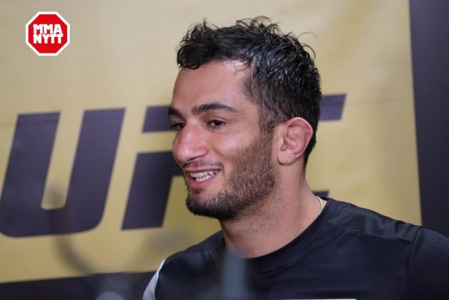 """Gegard Mousasi till Chris Weidman: """"UFC erbjöd match, sen försvann du. Acceptera nu!"""""""