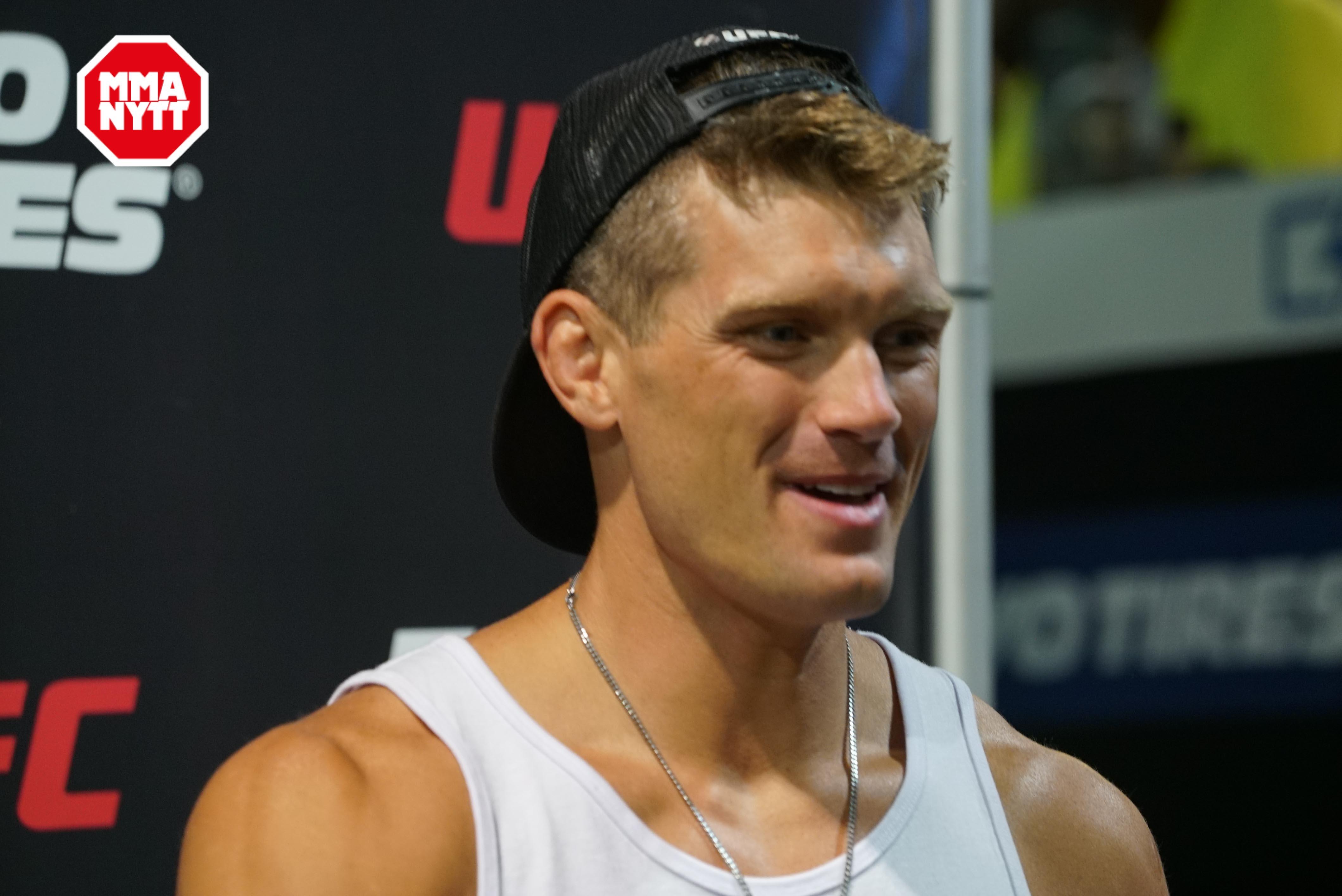 UFC 200 Las Vegas 2016-07-09 Stephen Thompson photo MMAnytt.se Vince Cachero (11 of 98)