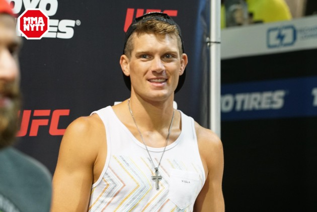 "Stephen ""Wonderboy"" Thompson Foto: Vince Cachero"