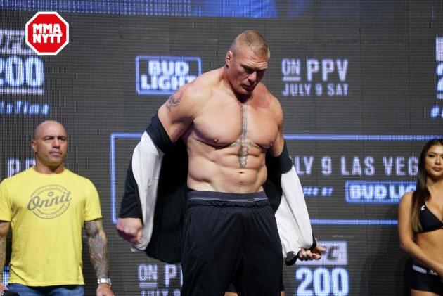 Brock Lesnar testade positivt innan UFC 200 – Är ni förvånade?