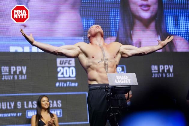 Video: UFC 200 i Fokus – återupplev International Fight Week i bilder